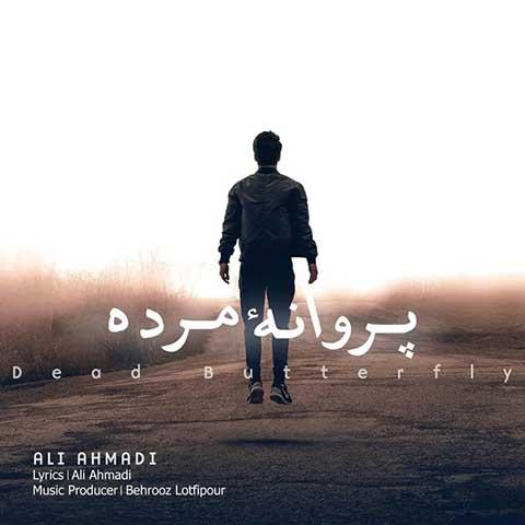 دانلود آهنگ علی احمدی پروانه ی مرده